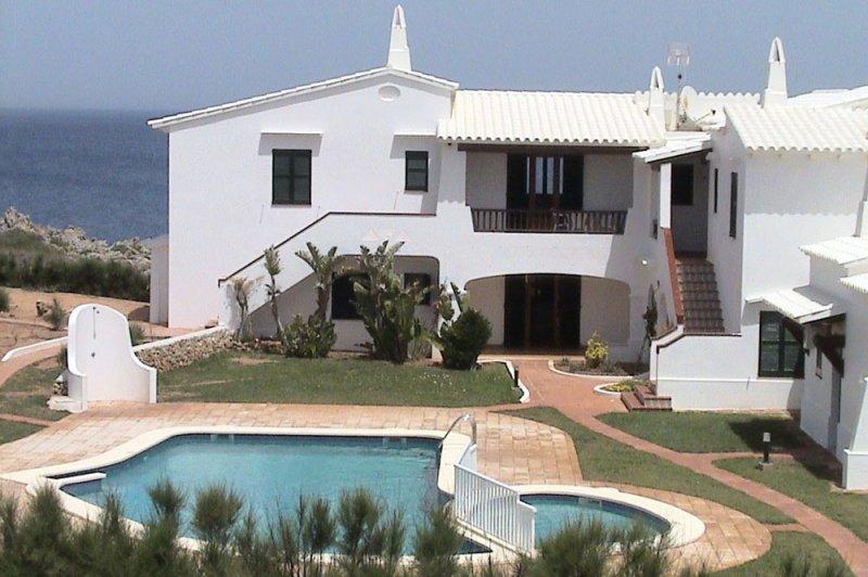 Rent Apartments Menorca: Rocas Marinas - Situation